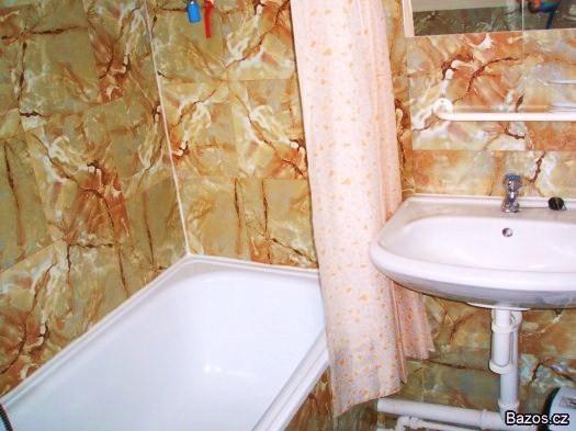 Ubytování Jižní Čechy - koupelna